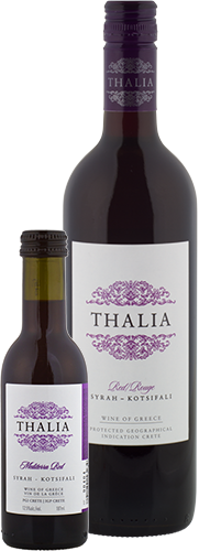 Thalia Red Wine Bottles